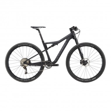 Cannondale Scalpel-Si Carbon 3 jet black 2017