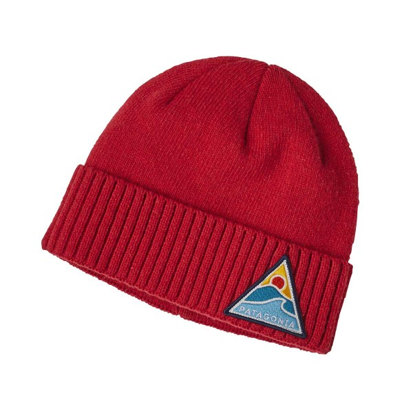 Patagonia Brodeo Beanie classic red 17/18