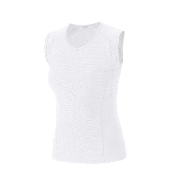Gore Wear M Damen Base Layer Shirt wms white 2020