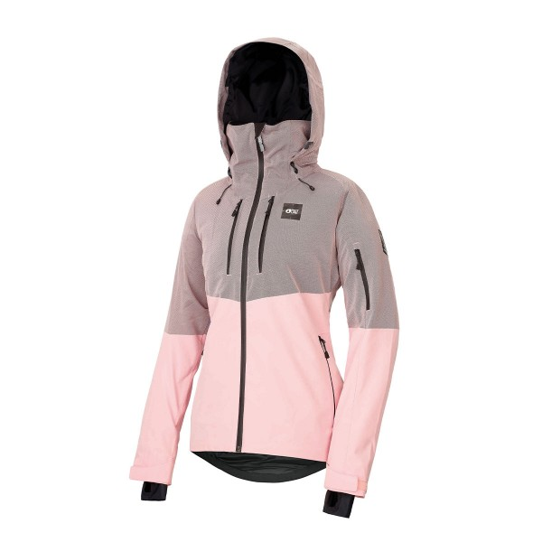 Picture Signe Jacket wms pink 19/20