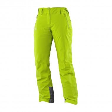 Salomon Iceglory Pant wms granny green 15/16