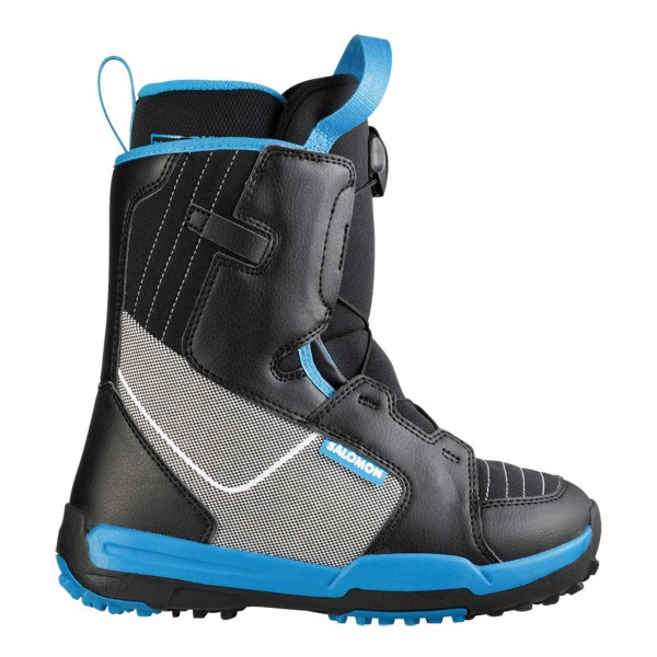 Salomon TALAPUS black/blue/black KIDS 12/13
