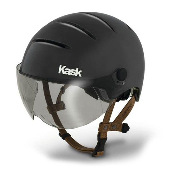 Kask Lifestyle mit Visier black 2021
