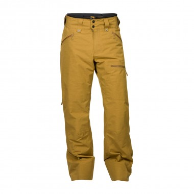 Norrona roldal Gore-Tex PrimaLoft Pants camelflage 15/16