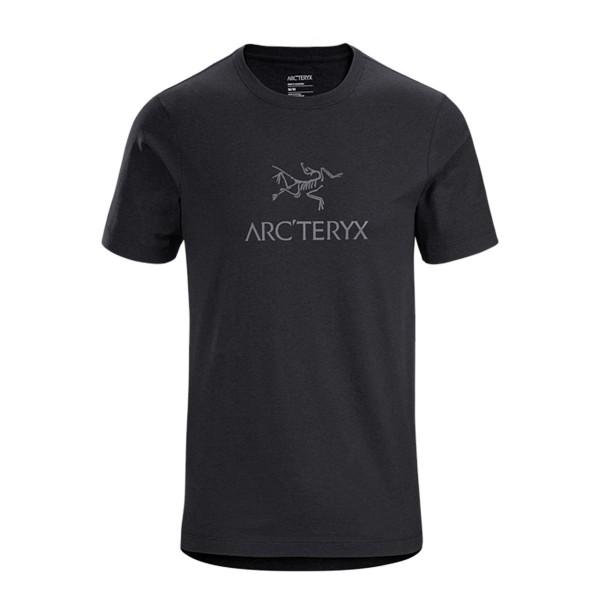 Arcteryx Arc'Word T-Shirt SS black heather 2020