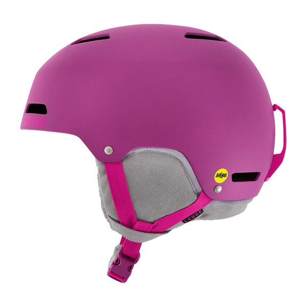 Giro Ledge Mips berry/magenta