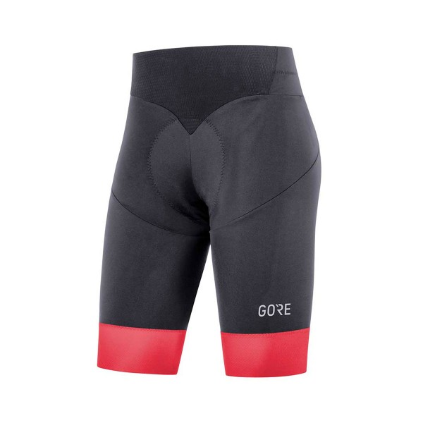 Gore Wear C5 Short Tights+ wms black/pink 2020