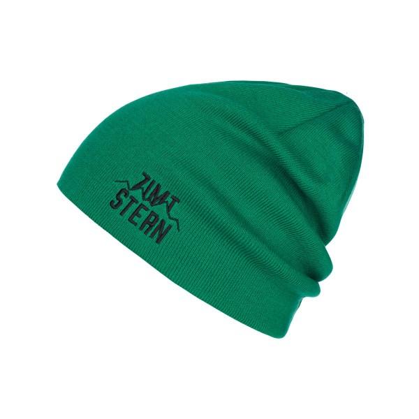 Zimtstern Zeta Beanie emerald 14/15