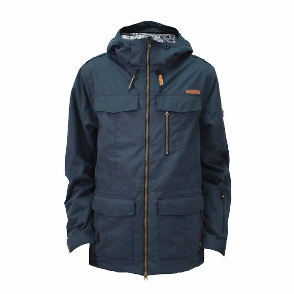 Saga Fatigue 2L Jacket under siege