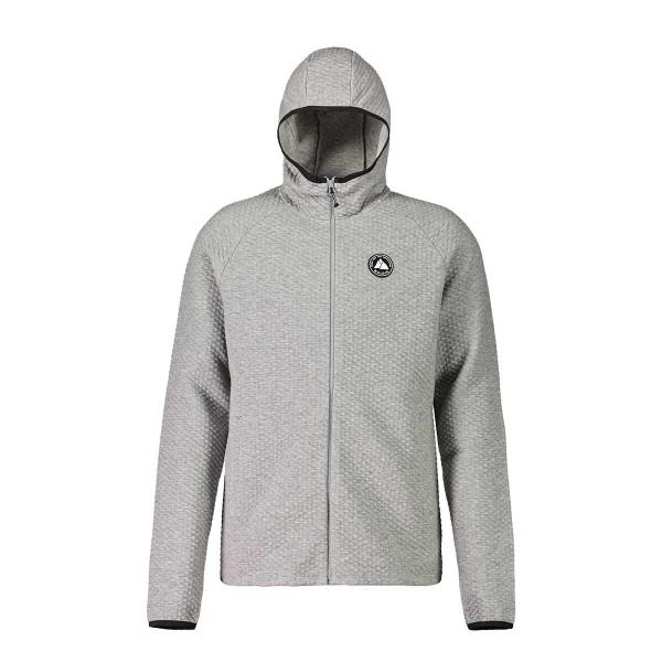 Maloja OrbeM. Sweat Jacket grey melange 19/20