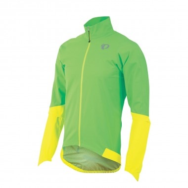 Pearl Izumi Elite WXB Jacket green/yellow 16/17