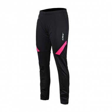 One Way Ranya Softshell Pants wms black/pink 14/15