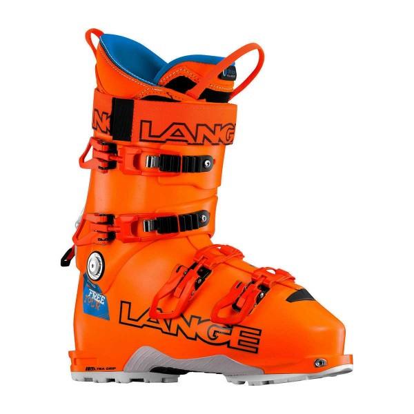 Lange XT 110 Freetour flashy orange 16/17