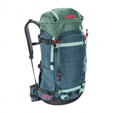 EVOC Patrol Element 40L heather slate 16/17