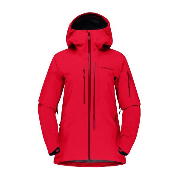 Norrona lofoten Gore-Tex Pro Jacket wms true red 21/22