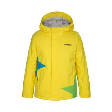 Zimtstern Starly Snow Jacket girls lemon 13/14
