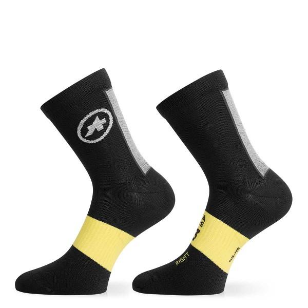 Assos Spring / Fall Socks black series 21/22
