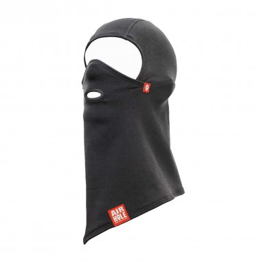 Airhole Balaclava polar heather black 15/16