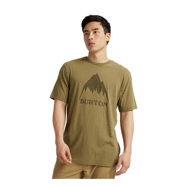 Burton Classic Mountain High SS T-Shirt martini olive 19/20