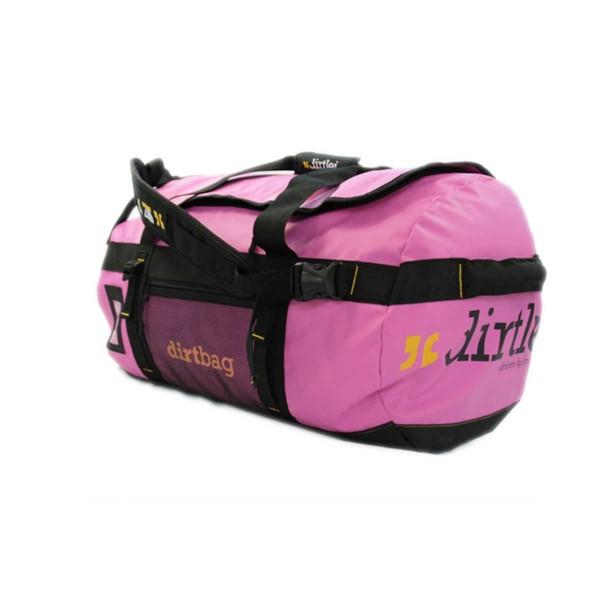 Dirtlej Dirtbag Travelbag pink
