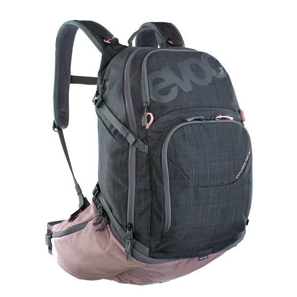 EVOC Explorer Pro 26L carbon grey/dusty pink 2021