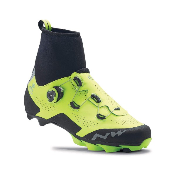 Northwave Raptor Arctic GTX yellow/black 19/20