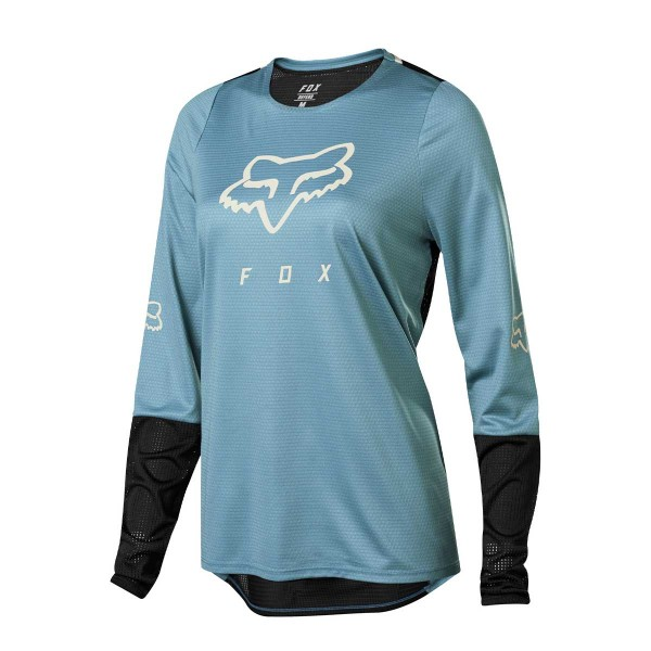 Fox Racing Defend LS Jersey wms light blue 2020