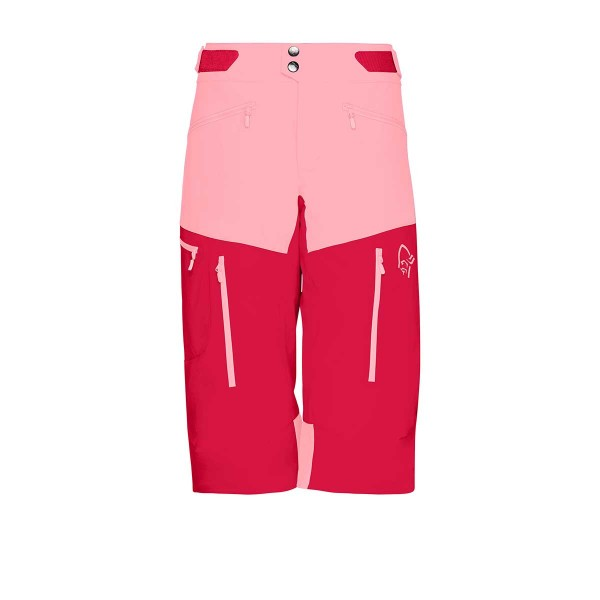 Norrona fjora flex1 Shorts wms geranium pink 2019