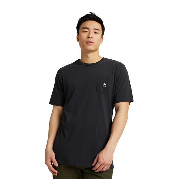 Burton Colfax SS T-Shirt true black 19/20