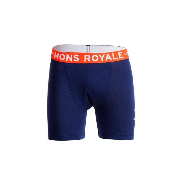 Mons Royale Hold'em Boxer navy 16/17