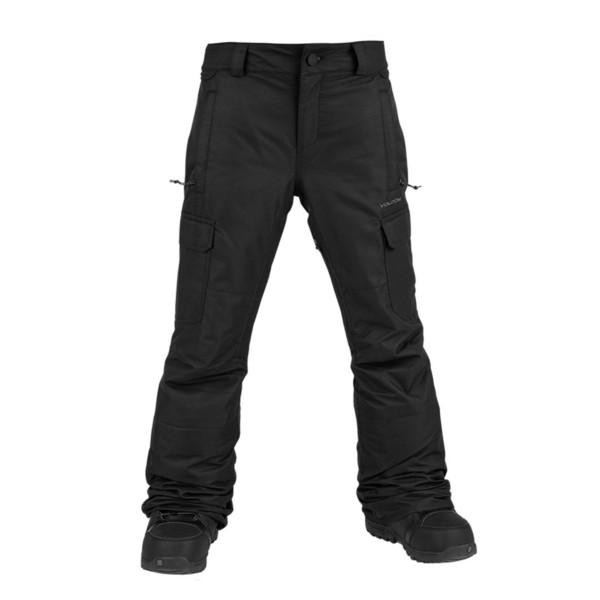 Volcom Cargo Ins Pant kids black 20/21