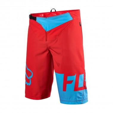 Fox Flexair DH Short red 2016