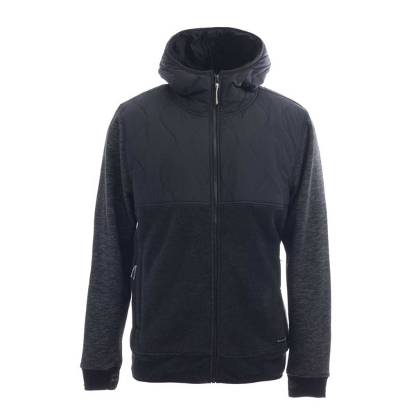 Holden Sherpa Hybrid Zip Up black 17/18