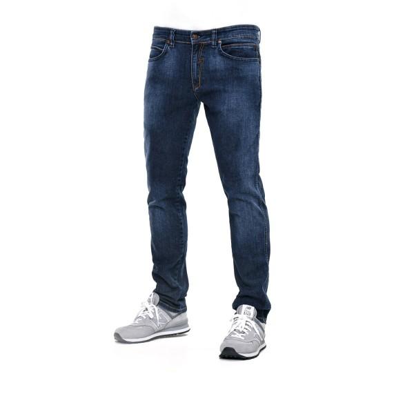 REELL Nova Jeans vibrant blue flow 2014