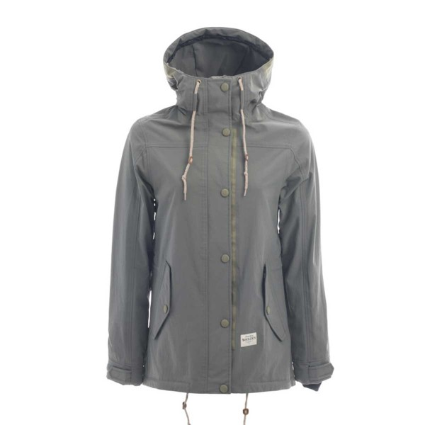 Holden Cypress Jacket wms gunmetal