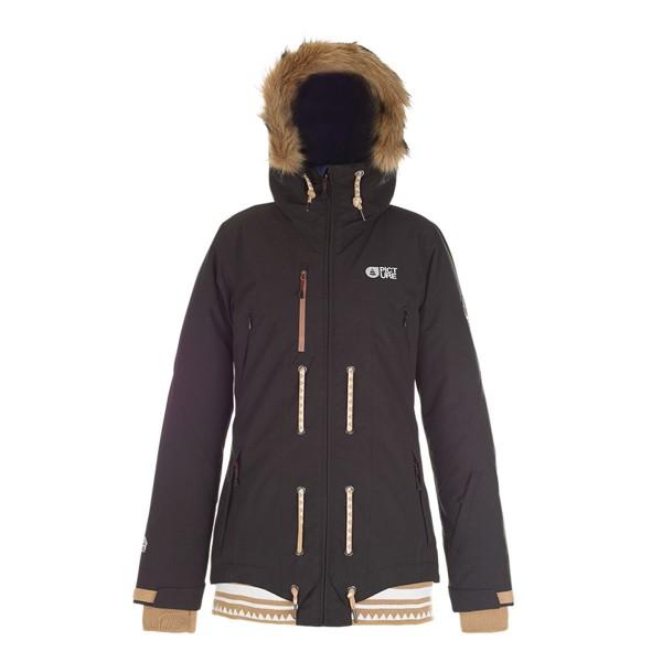 Picture Cooler Jacket wms black 17/18