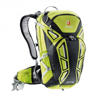 Deuter Attack Enduro 16 apple/black 2017