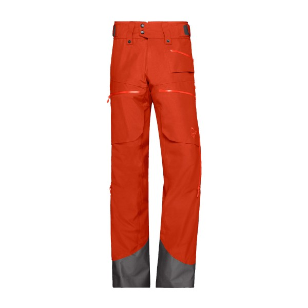 Norrona lofoten Gore-Tex Insulated Pants rooibos 19/20