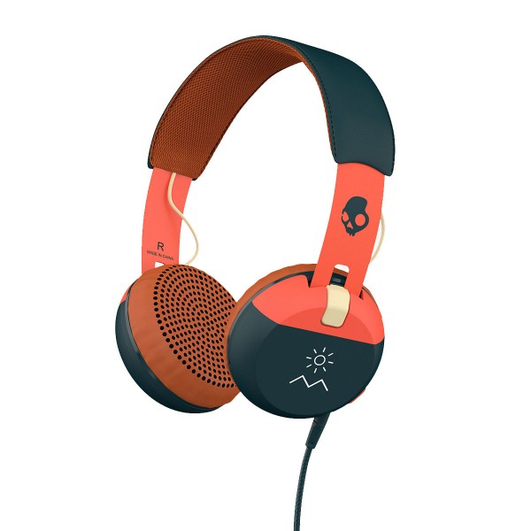 Skullcandy Grind Taptech explore/orange/navy