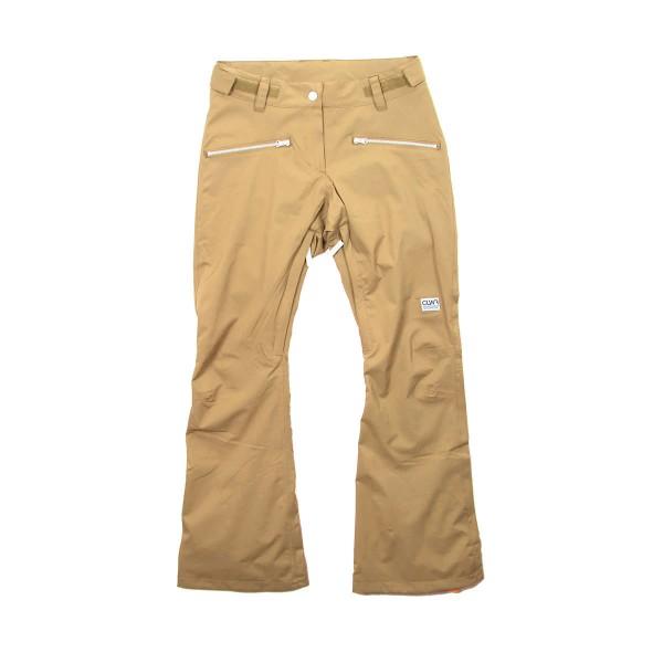 Colour Wear Cork Pant wms camel