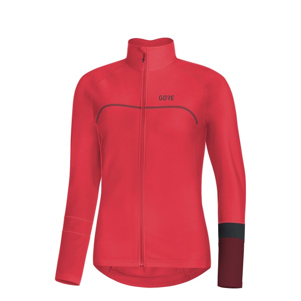 Gore Wear C5 Gore Women Thermo Jersey pink / red 20/21