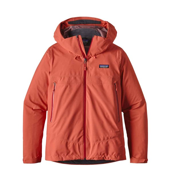 Patagonia Cloud Ridge Jacket wms carve coral 2017