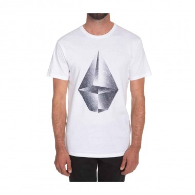 Volcom Shape Shifter Bsc SS Tee white 16/17