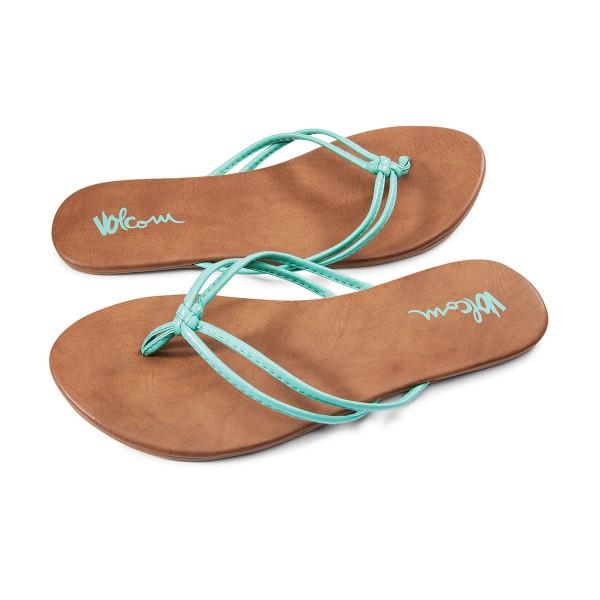 Volcom Forever 2 Sandal wms aqua 2016