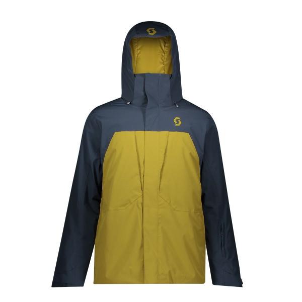 Scott Ultimate Jacket Dryo 10 blue/olive 20/21