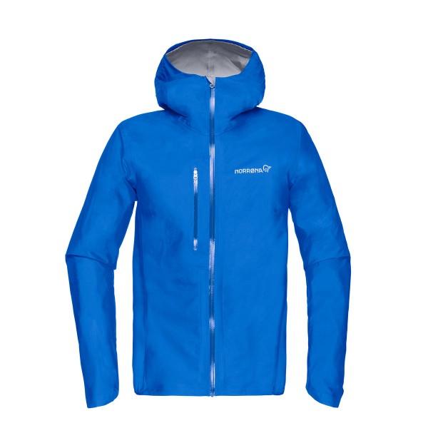 Norrona bitihorn GT Active 2 Jacket hot sapphire blue 2019
