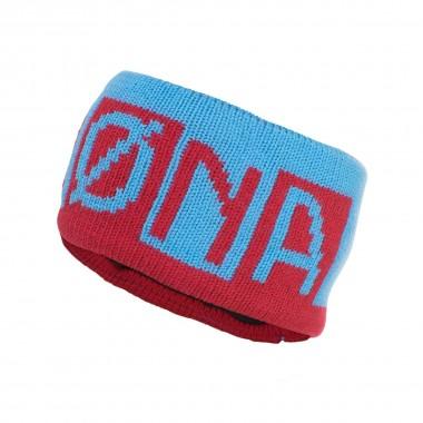 Norrona /29 heavy logo Headband red 16/17