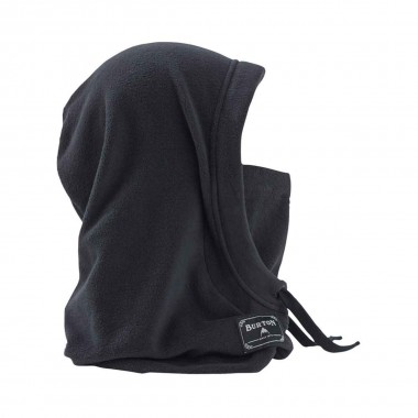 Burton Burke Hood true black 16/17