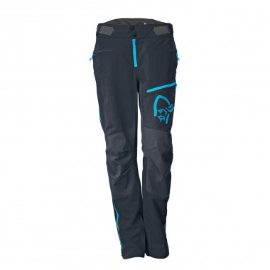 Norrona fjørå flex1 Pants wms cool black 2016