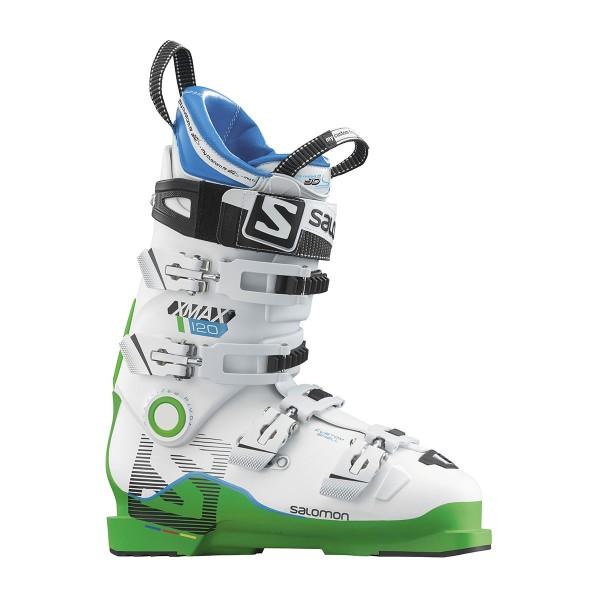 Salomon X Max 120 green/white 15/16